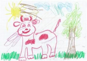 krowa mumka