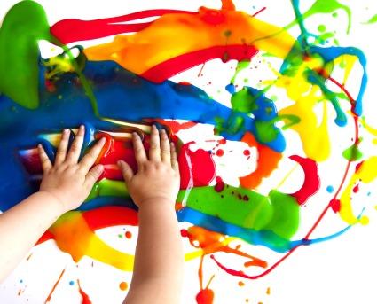 malowanie ręką